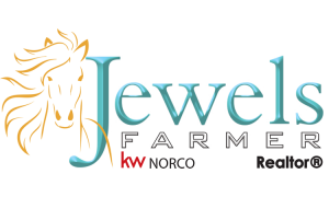 Sponsor for NDR Therapeutic Riding - Jewels Farmer Realtor Logo