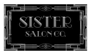 Sponsor for NDR Therapeutic Riding - Sister Salon Co. Logo