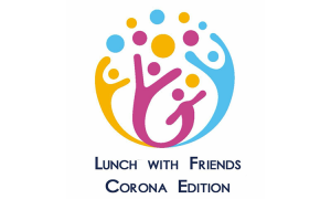 Sponsor for NDR Therapeutic Riding - Lunch With Friends Corona Edition Logo