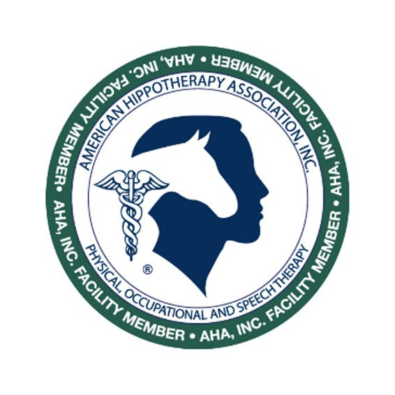 Image: American HippoTherapy Association, Inc. Logo