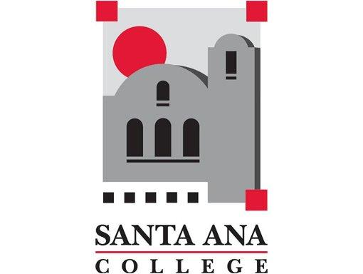 image: Santa Ana College logo