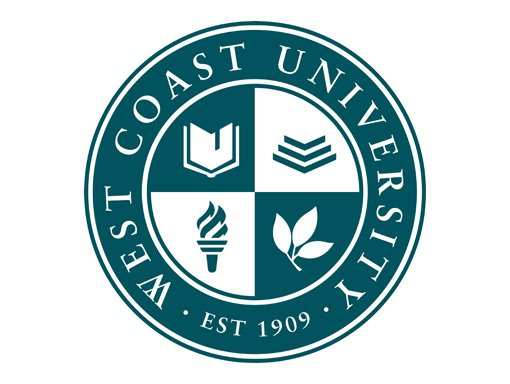 image: West Coast University Logo